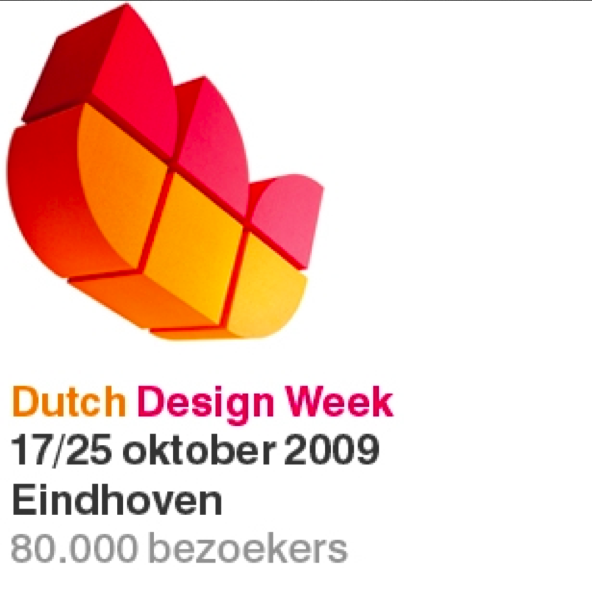 DDW, oftewel Dutch Design Week
