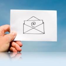 nieuwsbrieven en mails met het laatste nieuws