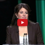 Monica Lewinsky tells her own story… 'Cyber bullying' begon hier…