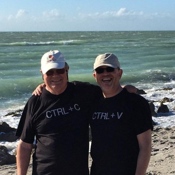 mijn vader en ik, het systeem hersteld