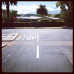 rechts denken, links rijden…