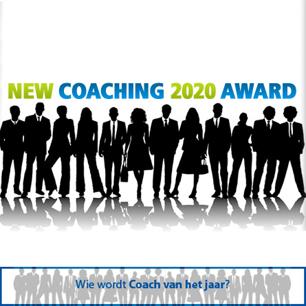 New Coaching Award - CoachSander.nl