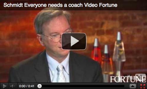 Schmidt: Everyone needs a coach - CoachSander.nl