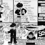 CoachSander Cartoon: Paperless office
