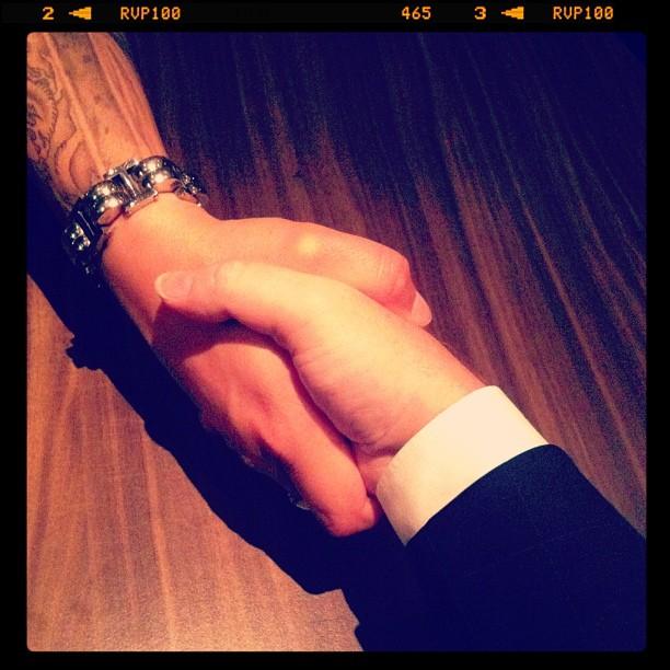 #Twodeep handshake