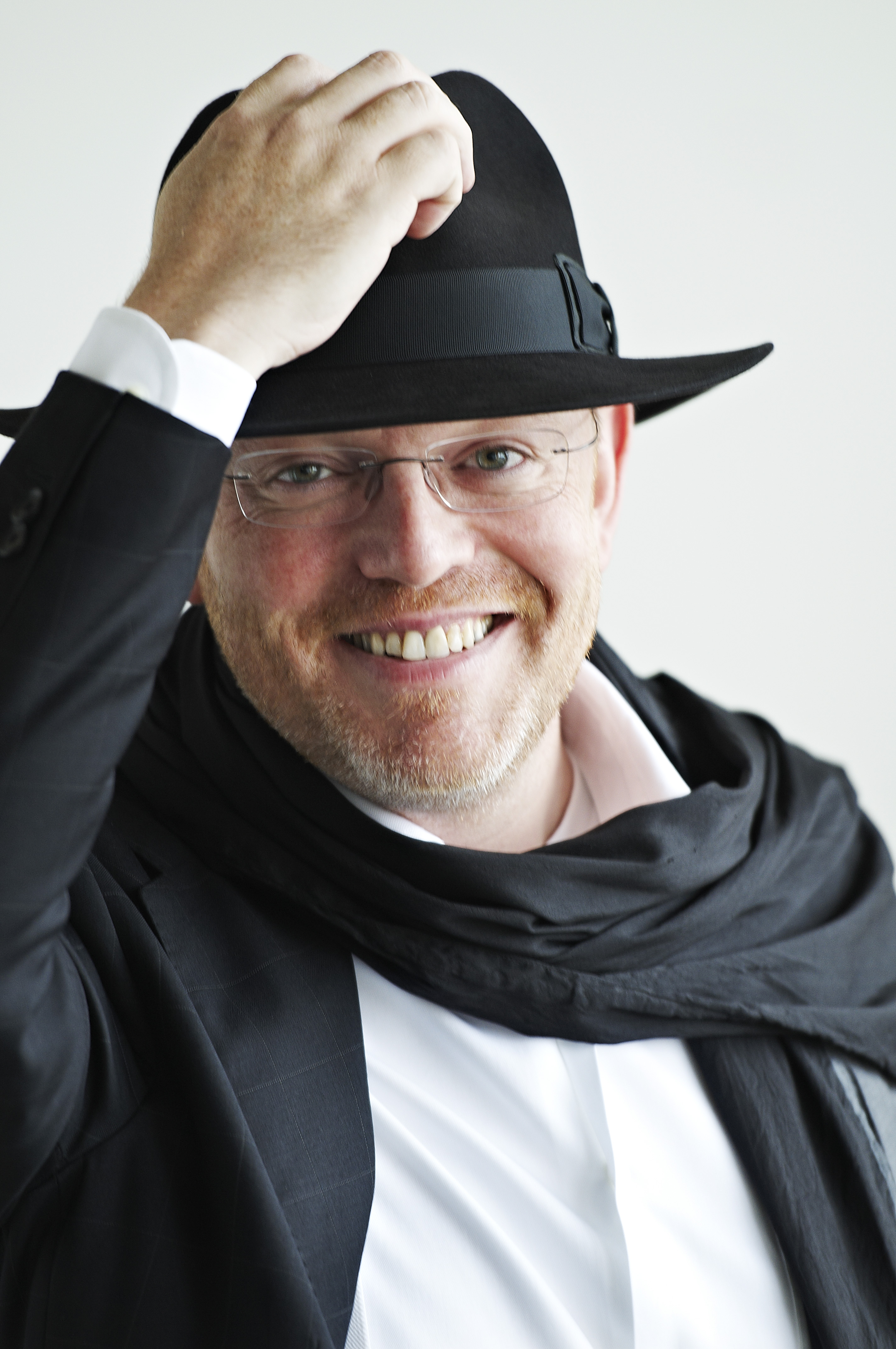 CoachSander : Sander Vrugt van Keulen met hoed