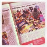 "Eindhovens Dagblad: ""Samen ontbijten, alles samendelen"""