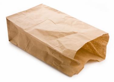 brown paper bag - CoachSander.nl