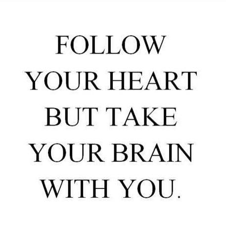 follow your heart... - CoachSander.nl