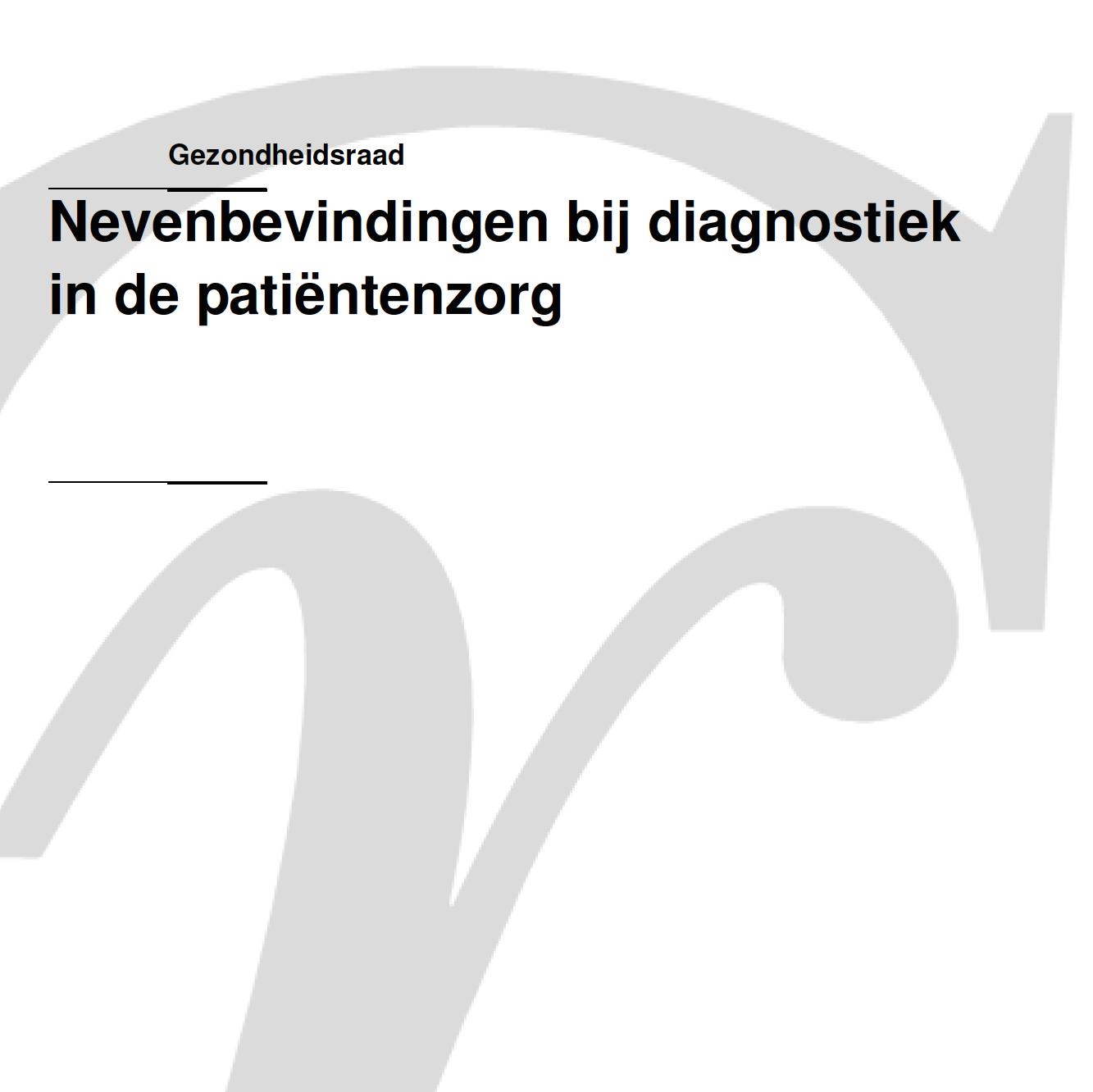 Gezondheidsraad wil dat arts niet alles vertelt - CoachSander.nl