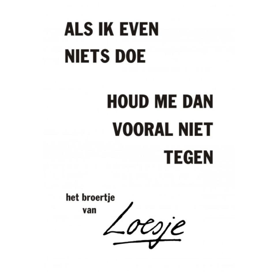 niets is een cadeau - CoachSander.nl