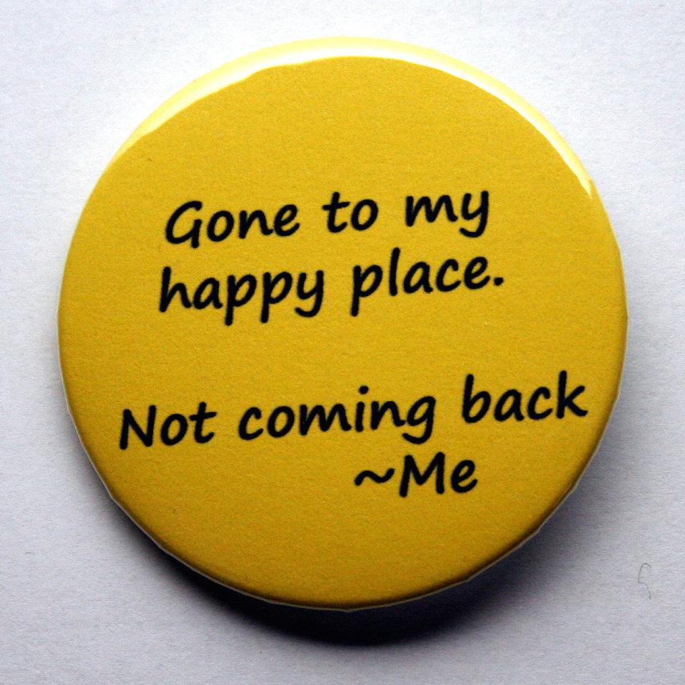 Happy Place - CoachSander.nl
