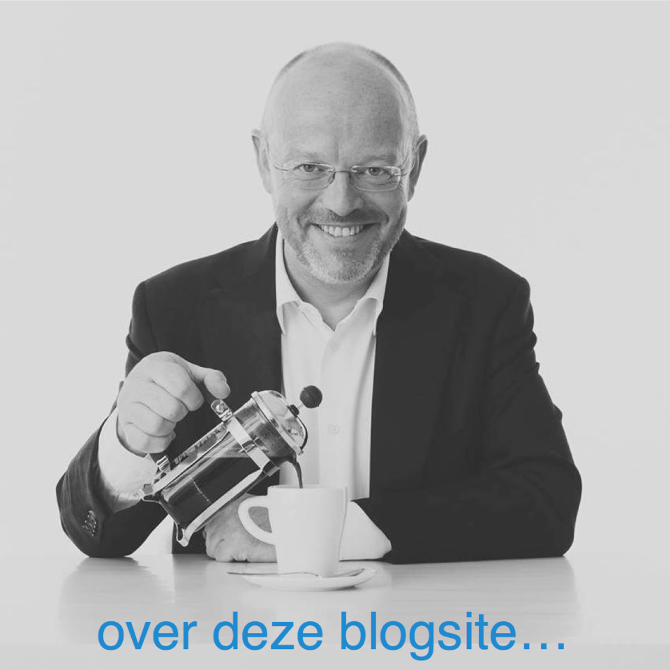 over dese blogsite - CoachSander.nl