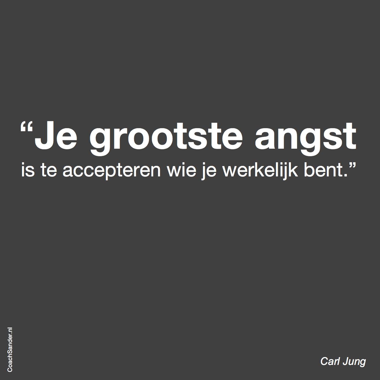 Je grootste angst... - CoachSander.nl