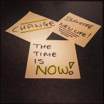 loslaten: soms zit het gewoon niet mee… dan maar op een andere manier