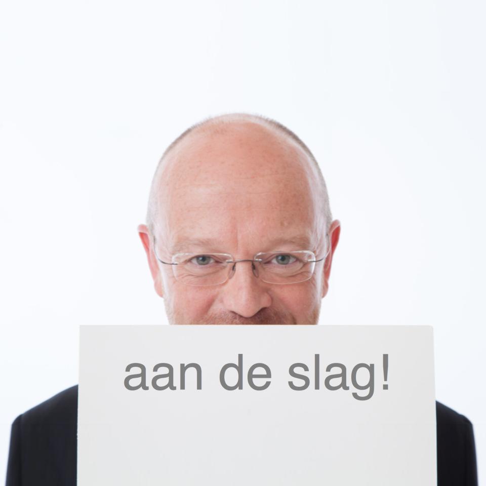 na 5 weken weer aan de slag - CoachSander.nl