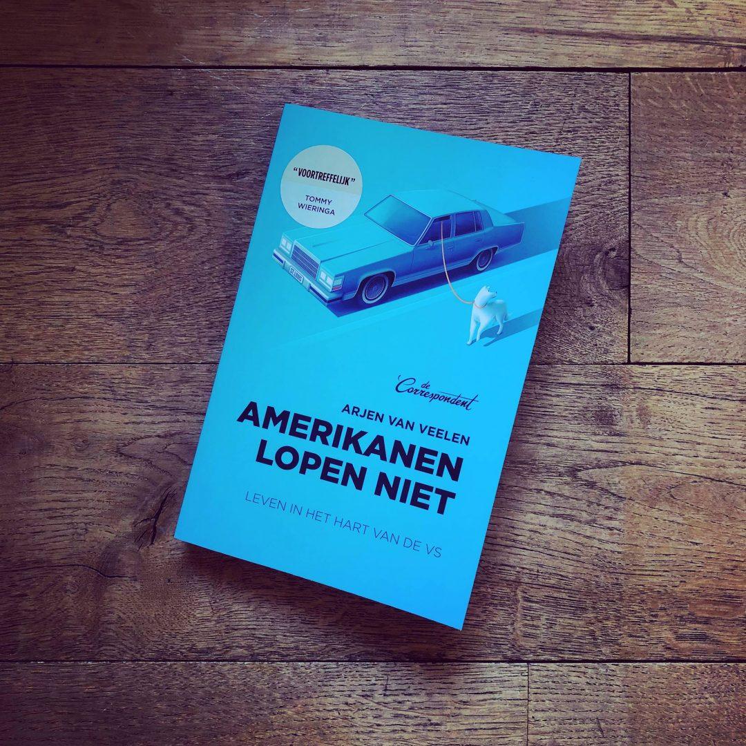 Amerikanen lopen niet - boekreview - CT2.nl