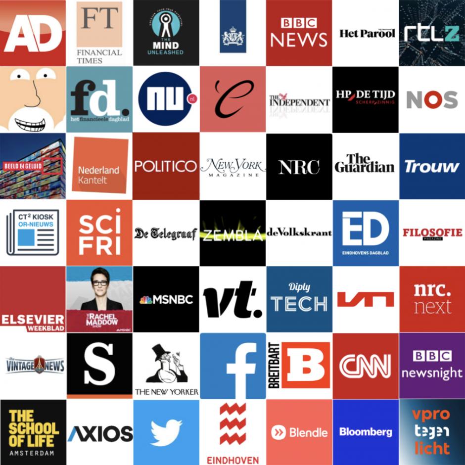 informatie… welke informatiebronnen lees jij - CoachSander.nl