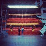 #fotoblog: in het Parktheater met Leon van der Zanden