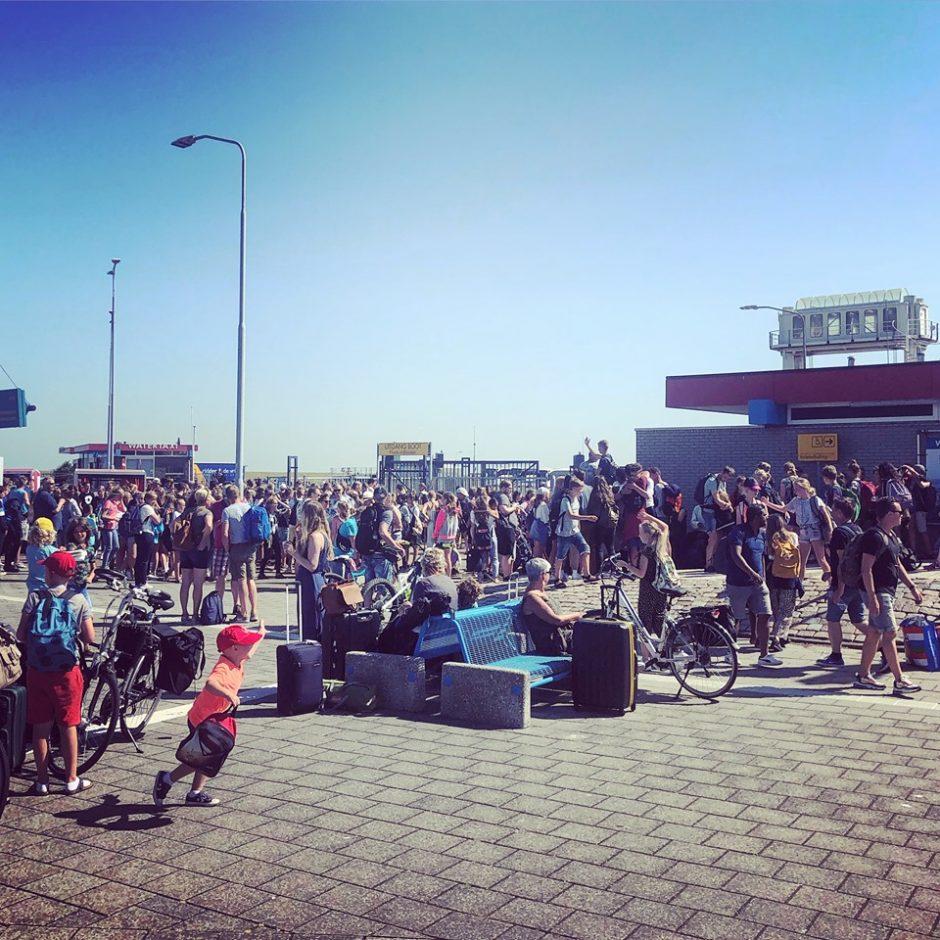 CoachSander.nl - zaterdagochtend Schiermonnikoog