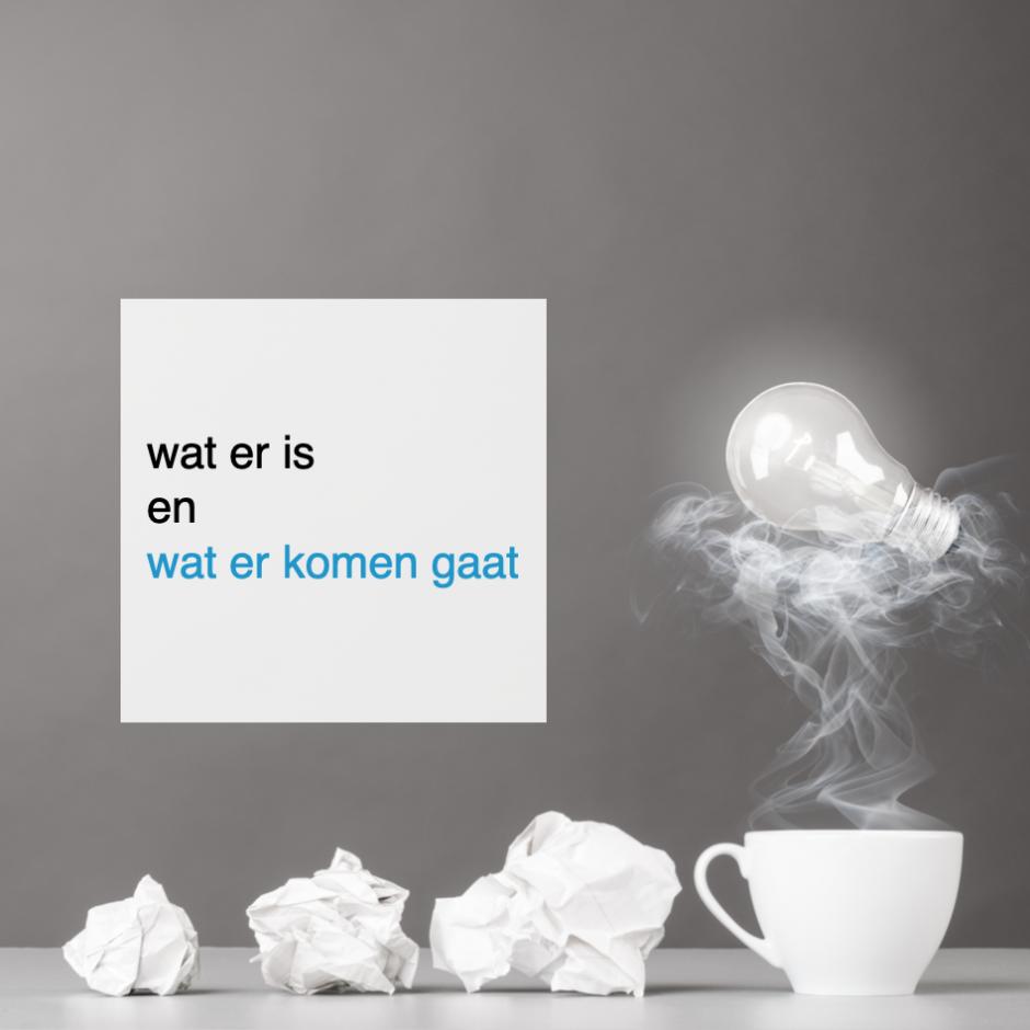 wat er is en wat er komen gaat - CoachSander.nl