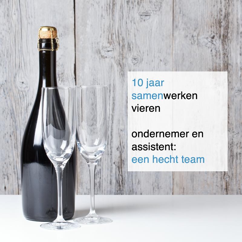 10 jaar samenwerken - CT2.nl