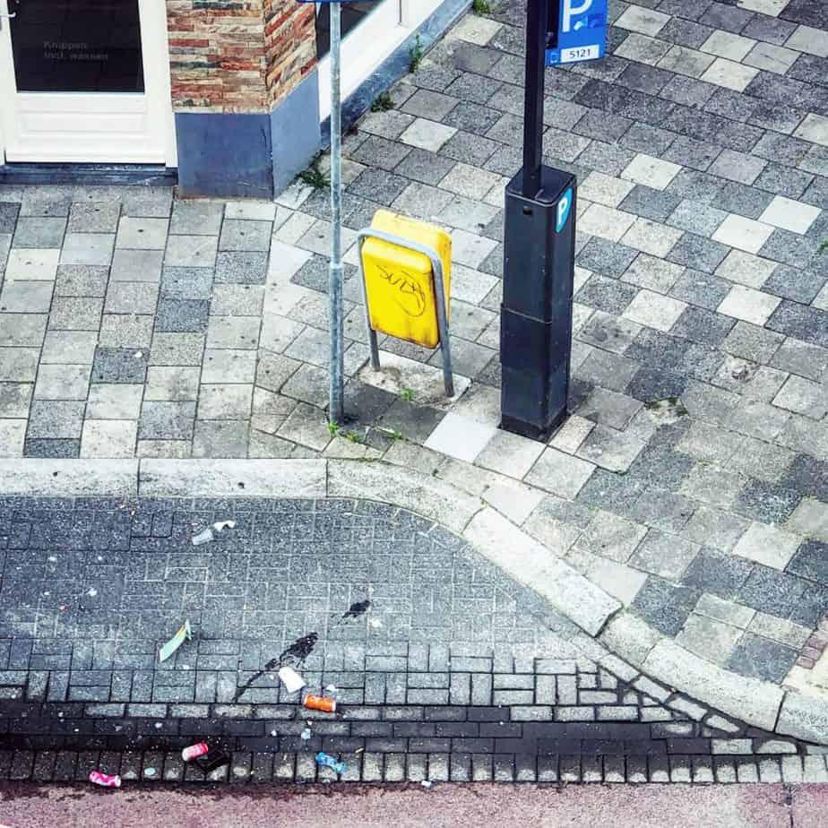 zondagochtend het ritme is weer terug in de binnenstad - CoachSander.nl